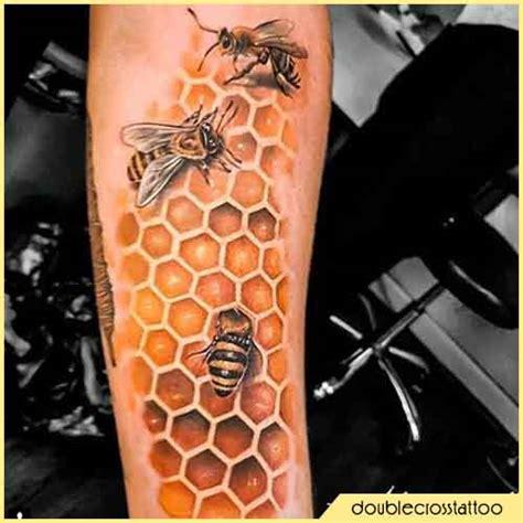 significato tatuaggio ape tante idee tattoo  cui ispirarsi