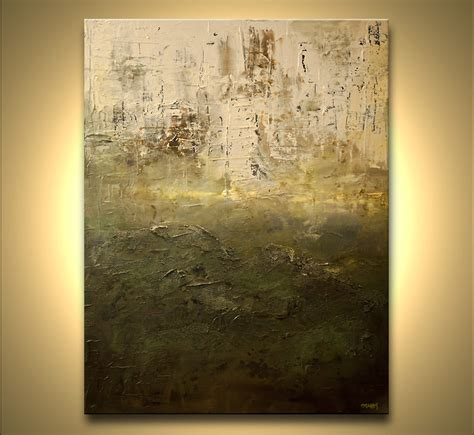abstract textured paintings abstract painting contemporary green textured abstract