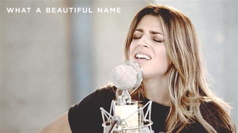 what a beautiful name what a beautiful name hillsong worship new song cafe