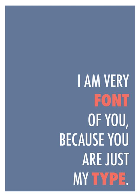 typography puns 19 pun filled posters that graphic designers will relate to