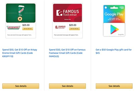 Amazon Discounted Gift Cards - amazon discounted gift cards points miles martinis