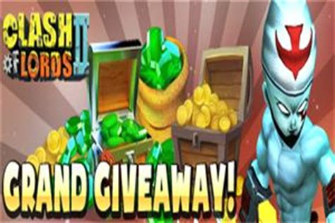 Clash Of Lords 2 Secret Code Giveaway - clash of lords 2 gift code giveaway