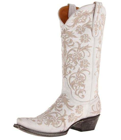 book of white cowboy boots for in india by