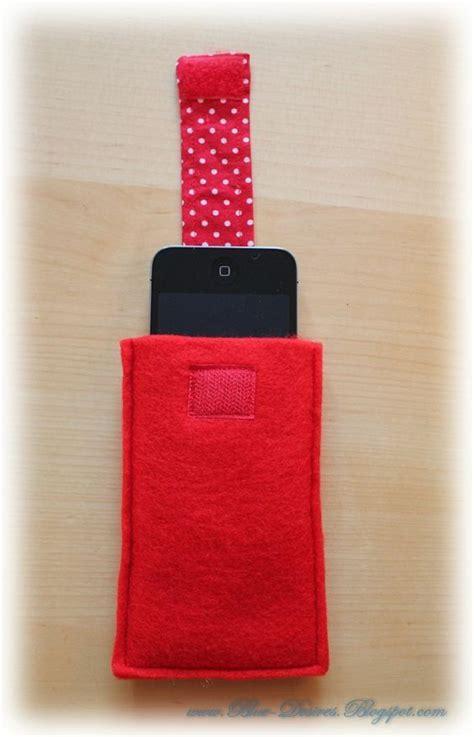 Handy Taschen Selber Nähen by Best 25 Handyh 252 Lle Selber N 228 Hen Ideas Only On