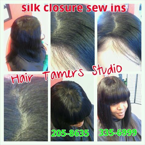 pictures of haistyles with 3 part silk closure silk base closure sew in weaves hairstyles