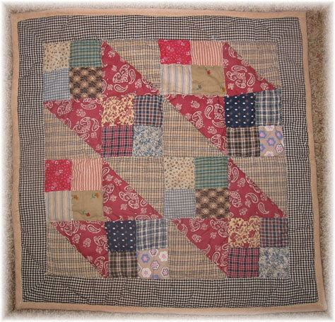 country primitive wall quilt blocks from
