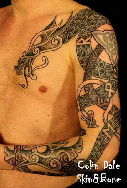 25 beautiful viking tribal tattoos ideas on collection of 25 back celtic viking for