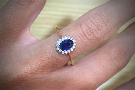 Blue Safir With Ring best sapphire rings urlifein pixels