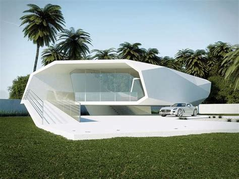 concept homes chic angular concept homes gunes peksen wave house