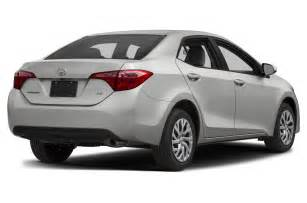 Cost Of Toyota Corolla New 2017 Toyota Corolla Price Photos Reviews Safety