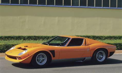 Top 10 Lamborghinis The Car Top 10 Wildest Lamborghinis By Car Magazine
