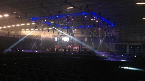Conference Room Layout bolton arena