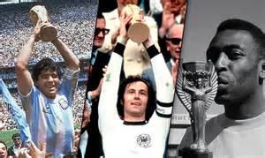 Fueron considerados los mejores de la historia de los mundiales