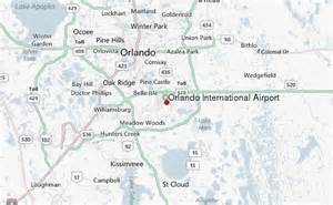 Orlando Location Map by Orlando Airport Car Rental Trend Home Design And Decor