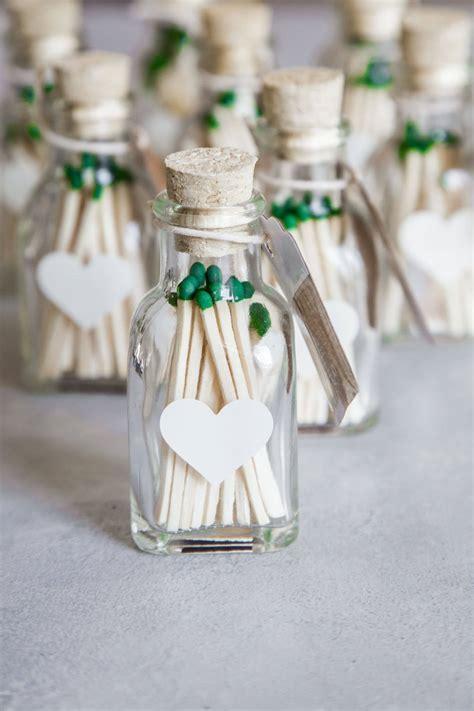 Wedding Matches // DIY Wedding Favors   Platings   Pairings