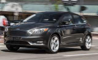 2015 Ford Focus Hatchback Review 2015 Ford Focus Titanium Hatchback Manual Review