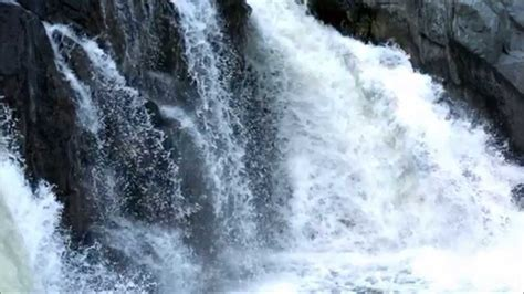 water falling slow motion water falling compilation waterfalls rivers