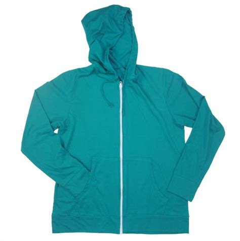 Hoodie Jacket With Zipper Tosca t33s sleeve style zippy hoodie for custom printing biker clubs own tag production in kuta