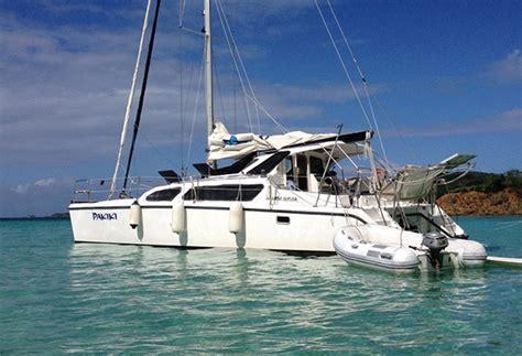 gemini catamaran engine catamarans pa kiki manufacturer performance cruising