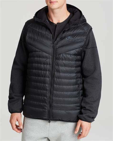 Vest Pull W Hoodie nike aeroloft reversible windrunner hoodie with vest in