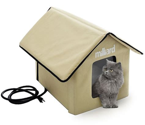 Outdoor Heat L For Cats by New House Cat Waterproof Portable Heated Outdoor Pet