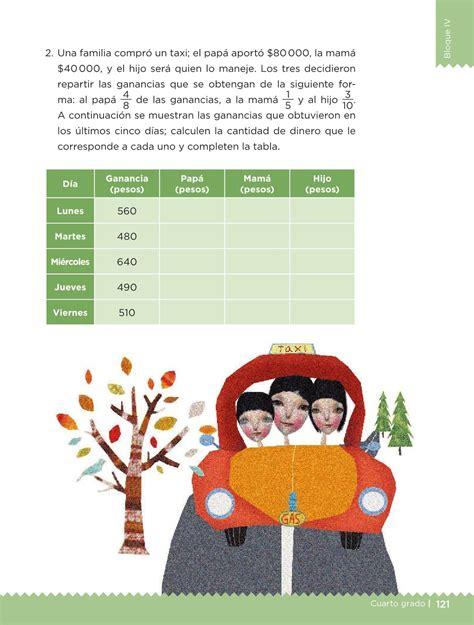 libro de matematicas 4 grado bloqe cuarto pag 125 desafios matematicos 4 grado contestado desaf 237 os