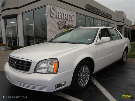 Cadillac Dhs 2005 by 2005 White Lightning Cadillac Dhs 40302303