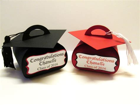 Graduation Giveaways - personalized graduation favor boxes graduation gift boxes