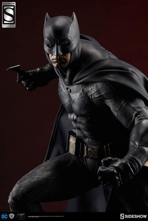 new production photos batman premium format figure bvs