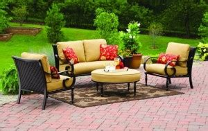 Better Homes And Gardens Englewood Heights Cushions Replacement Cushions For Better Homes And Gardens Patio Furniture