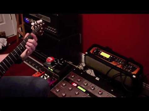 Eleven Rack Vs Guitar Rig by Avid Eleven Rack With Ground Pro Demo Sweetwa