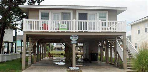 vacation houses for rent in myrtle sc cricket cottage channel home cherry grove vacations