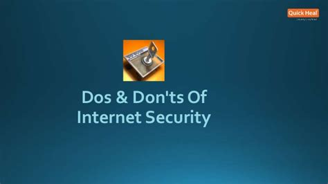 the dos and don ts of dark web design webdesigner depot dos and don ts of internet security