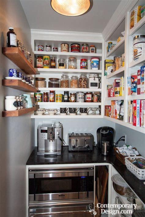 small walk  pantry designs   kitchen pantry
