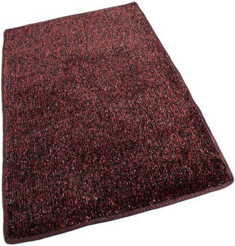Grass Area Rug Black Indoor Outdoor Artificial Grass Turf Area Rug Carpet