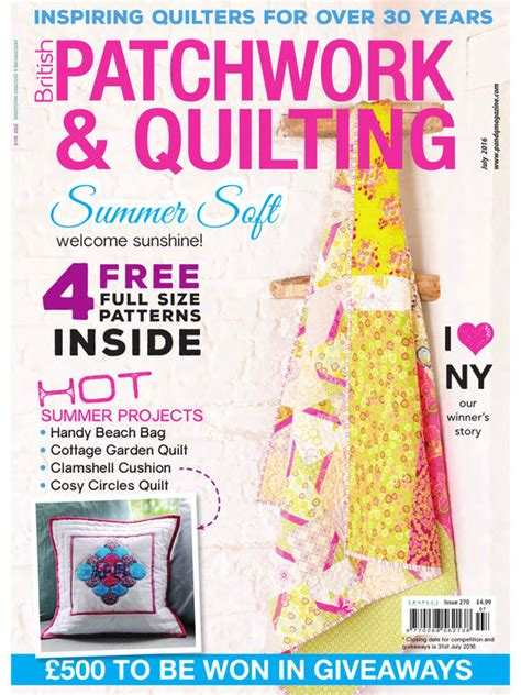 Quilting And Patchwork Magazine - patchwork and quilting the worlds best patchwork and