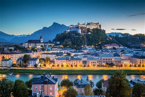 Baroque Architecture by Salzburg Travel Lonely Planet