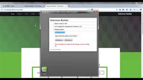 cucumber tutorial java youtube selenium builder tutorial part 1 youtube