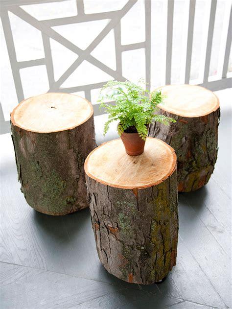 diy rustic decor ideas  natural wood