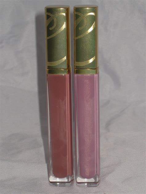 Lipgloss Estee Lauder estee lauder color lipgloss review and swatches