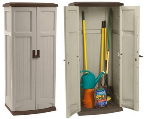 Tool Shed Discount Code by Suncast Vertical Tool Shed 20 Cubic Ft 107 99 Reg 240 Best Price