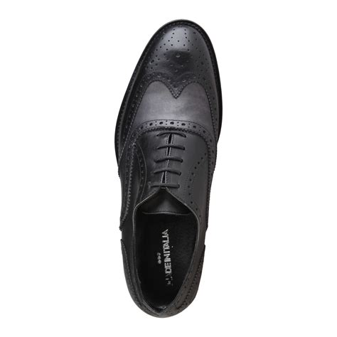 Koku Footwear Wingtip Oxfords Size 44 mattia wingtip oxford black size 44