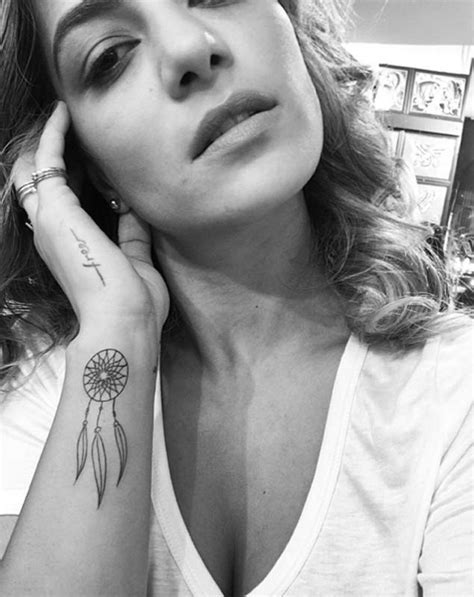 dreamcatcher tattoos on wrist 50 gorgeous dreamcatcher tattoos done right tattooblend