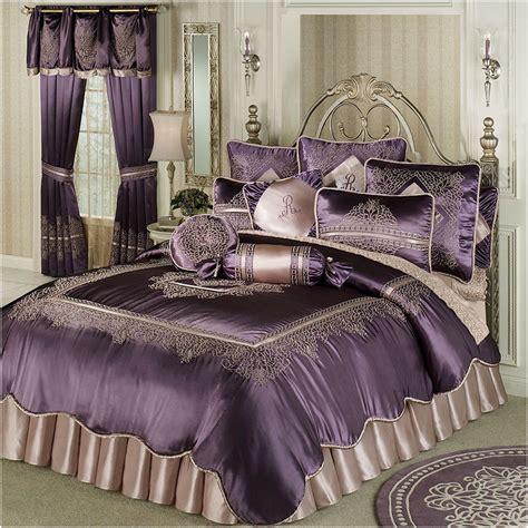 vintage comforter set vintage luxury comforter set dusty purple interior