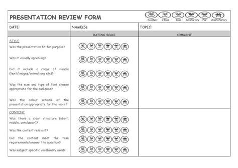 design criteria dt dt engineering resources presentation review form dt