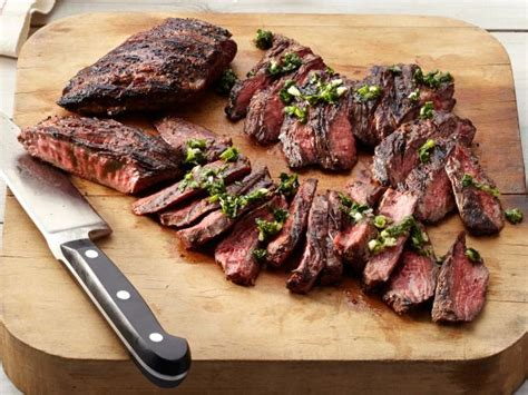 50 grilled steak recipes and ideas food network main dish grilling recipes chicken steak
