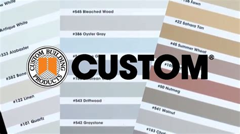 custom building products grout colors custom grout color updates for tile and
