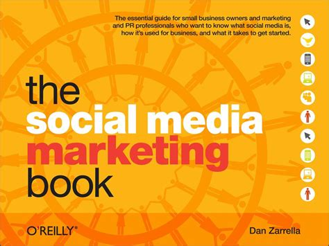 the marketer books cover the social media marketing book book