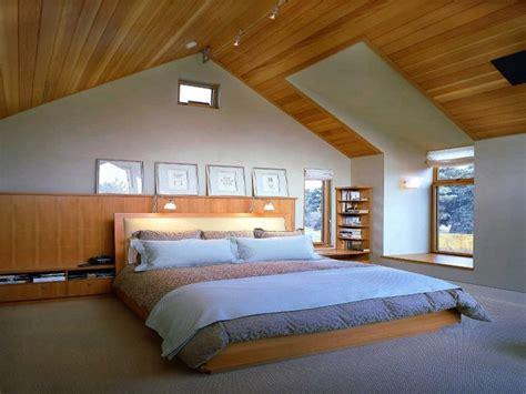 come arredare un letto matrimoniale mansarda ecco come creare una da letto comoda e di