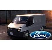 Euro Truck Simulator 2 Ford Transit Modu Beta